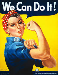 The rosie the riveter