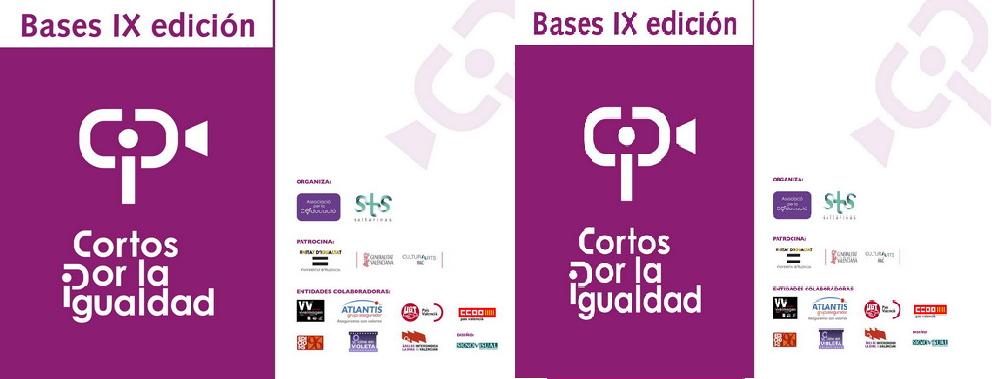 Bases IX Edición Cortos por la Igualdad, 2015
