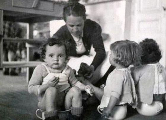 El llegat de la maternitat d'Elna | Cine en Violeta