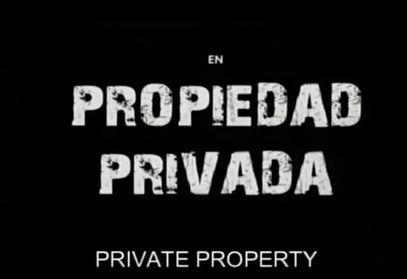 Propiedad privada
