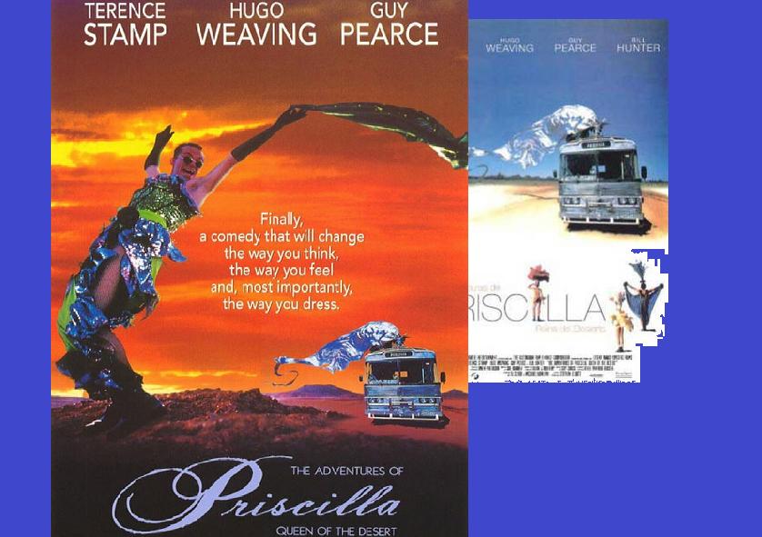 Priscila, reina del desierto