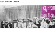 Feministas valencianas