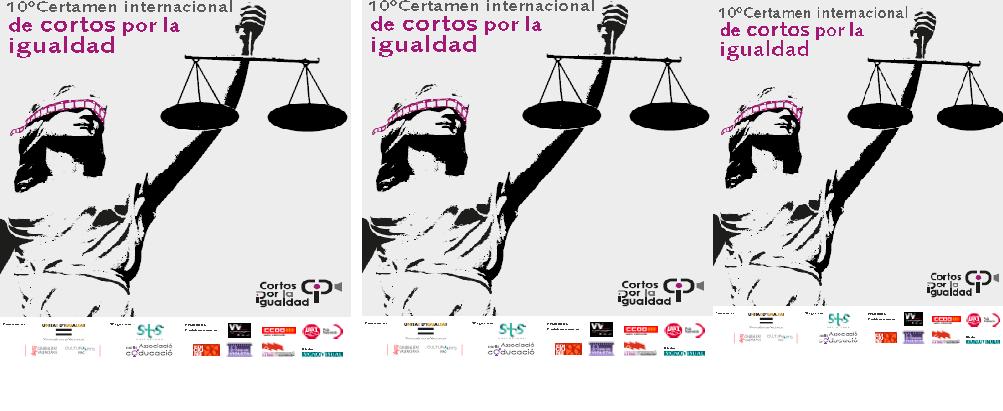 Presentación de la X Edición de Cortos por la Igualdad